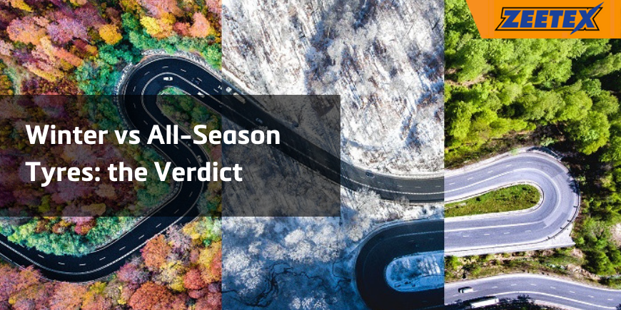 Winter vs All-Season Tyres: the Verdict